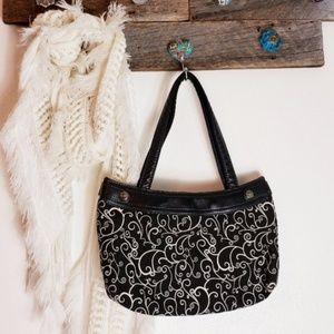 🎈4/$25🎈 SALE Thirty One Paisley Hobo Bag